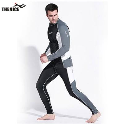 【THENICE】專用浮潛衣-長袖長褲
