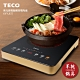 【TECO 東元】微電腦觸控電陶爐 XYFYJ577 product thumbnail 1