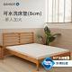 QSHION 透氣可水洗床墊8CM 單人加大3.5尺(100%台灣製造 日本專利技術) product thumbnail 2