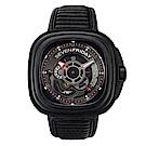SEVENFRIDAY P3B 機械錶