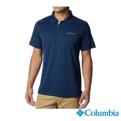 Columbia 哥倫比亞 男款- Omni-SHADE防曬30快排POLO衫-4色 UAE01260