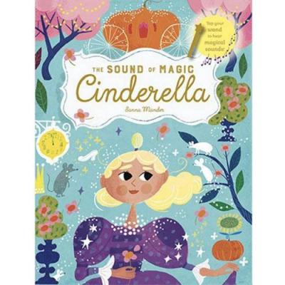 The Sound Of Magic:Cinderella 灰姑娘精裝音效書