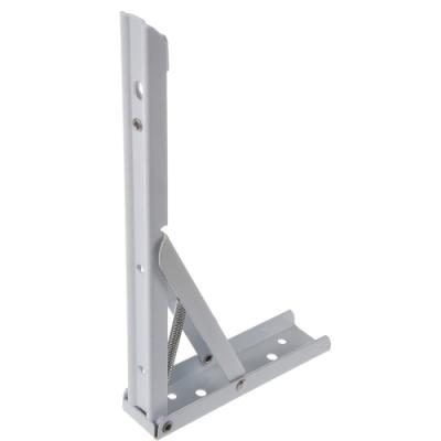 AC020 一組2入 中型24英寸 摺疊式 活動三角架 L型支撐架 層板架