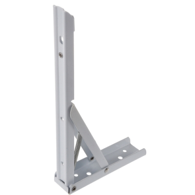 AC020 單支售 中型24英寸 摺疊式活動三角架 L型支撐架 層板架