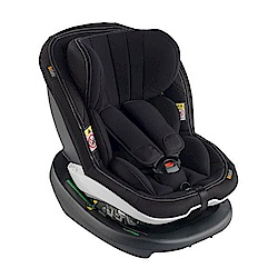 【BeSafe】iZi Modular模組化兒童汽車安全座椅(銀石黑)