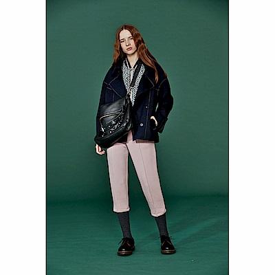CRY 雙排釦設計外套
