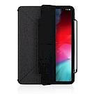 JTLEGEND iPad 2018 Amos 11吋折疊布紋皮套(含筆槽)
