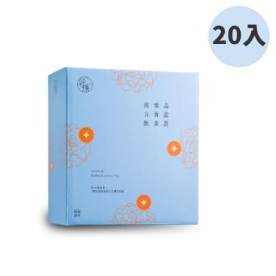 純煉晶盈盈葉黃素漢方飲(60ml X 20包)