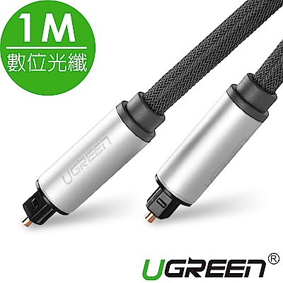 綠聯  S/PDIF數位光纖線 1M