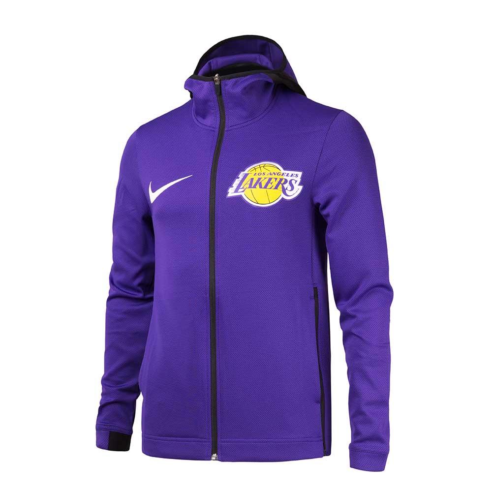 Nike NBA Therma Flex Showtime 連帽外套 湖人隊