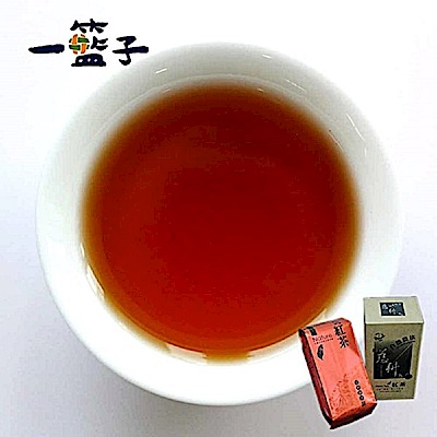 一籃子 慈耕-有機阿薩姆8號紅茶60g/包