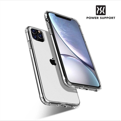 POWER SUPPORT iPhone12 系列Hybrid透明雙料保護殼