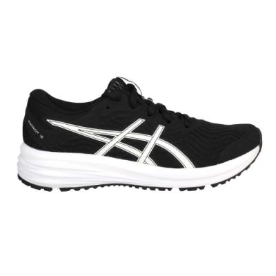 ASICS PATRIOT 12 女慢跑鞋-路跑 輕量 運動 亞瑟士 1012A705-001 黑白