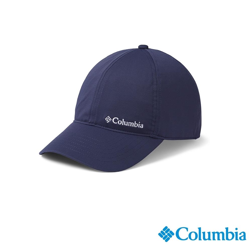 Columbia 哥倫比亞 中性 - UPF50 冰紗快排棒球帽-深藍 UCU01260NY