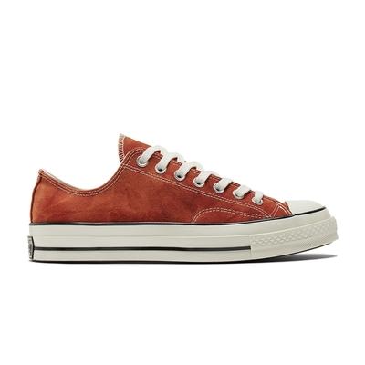 CONVERSE CHUCK 70 OX 低筒 男女 渲染 帆布鞋 休閒鞋 咖啡色-170967C