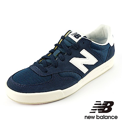 [時時樂限定]New Balance 運動鞋男女CRT300CF藍色