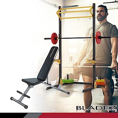 【BLADEZ】CT1-複合訓練重訓架超值組