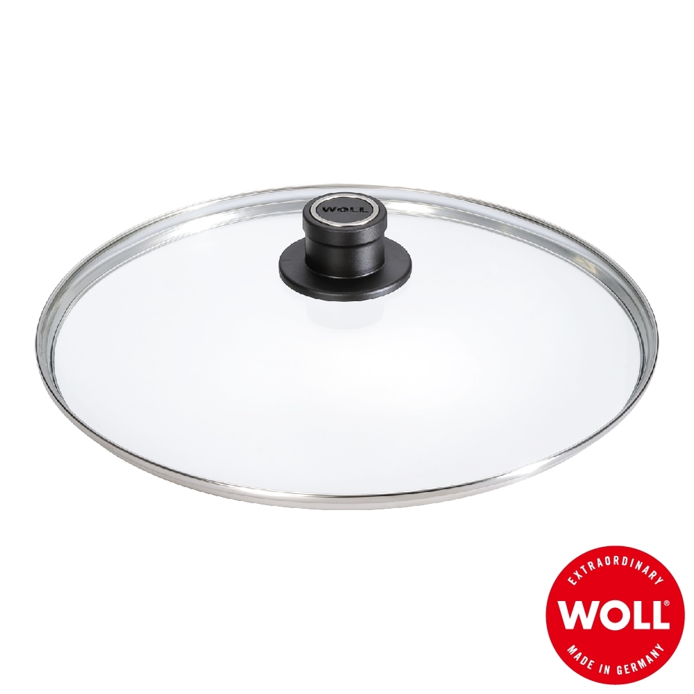WOLL德國歐爾 LID安全玻璃蓋26cm
