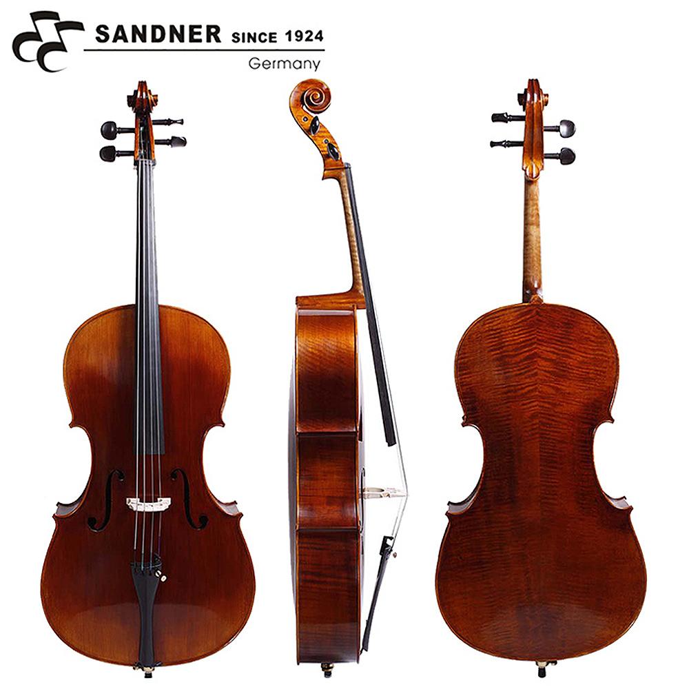 法蘭山德Sandner TC-26 大提琴~附贈五大好禮!!