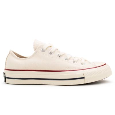 CONVERSE CTAS 70 OX 經典款 中 低筒休閒鞋 米白 162062C