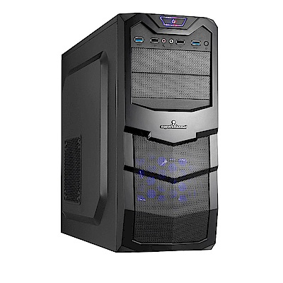 微星A320平台[劍光俠客]A8四核GTX1060獨顯SSD電玩機