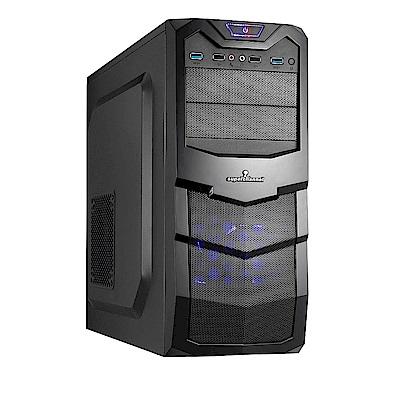 微星B 450 平台[龍泉冰神]R 7 八核GTX 1060 獨顯SSD電玩機