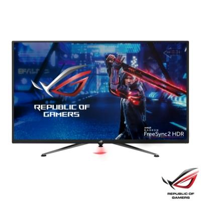 ASUS ROG Strix XG438Q 43型 VA 4K HDR電競螢幕