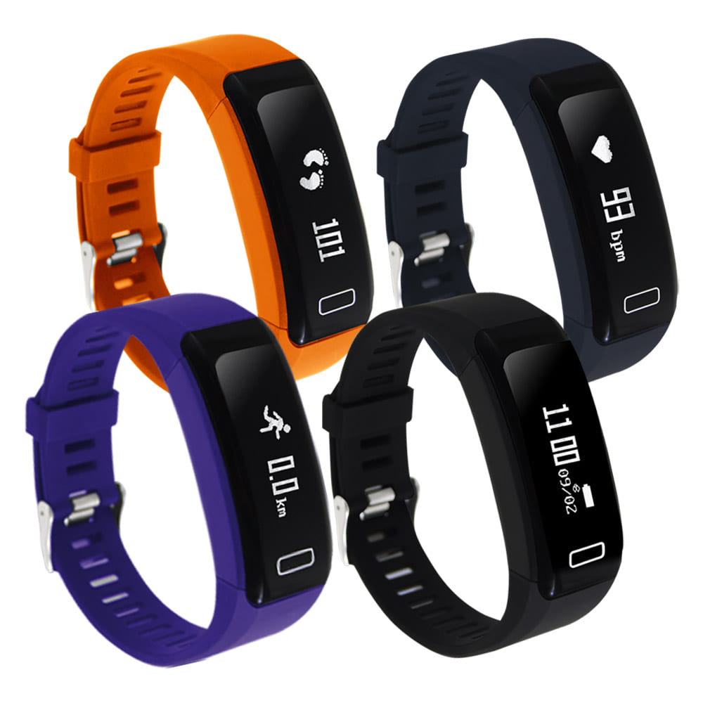 H6S 運動健康管理智慧手環