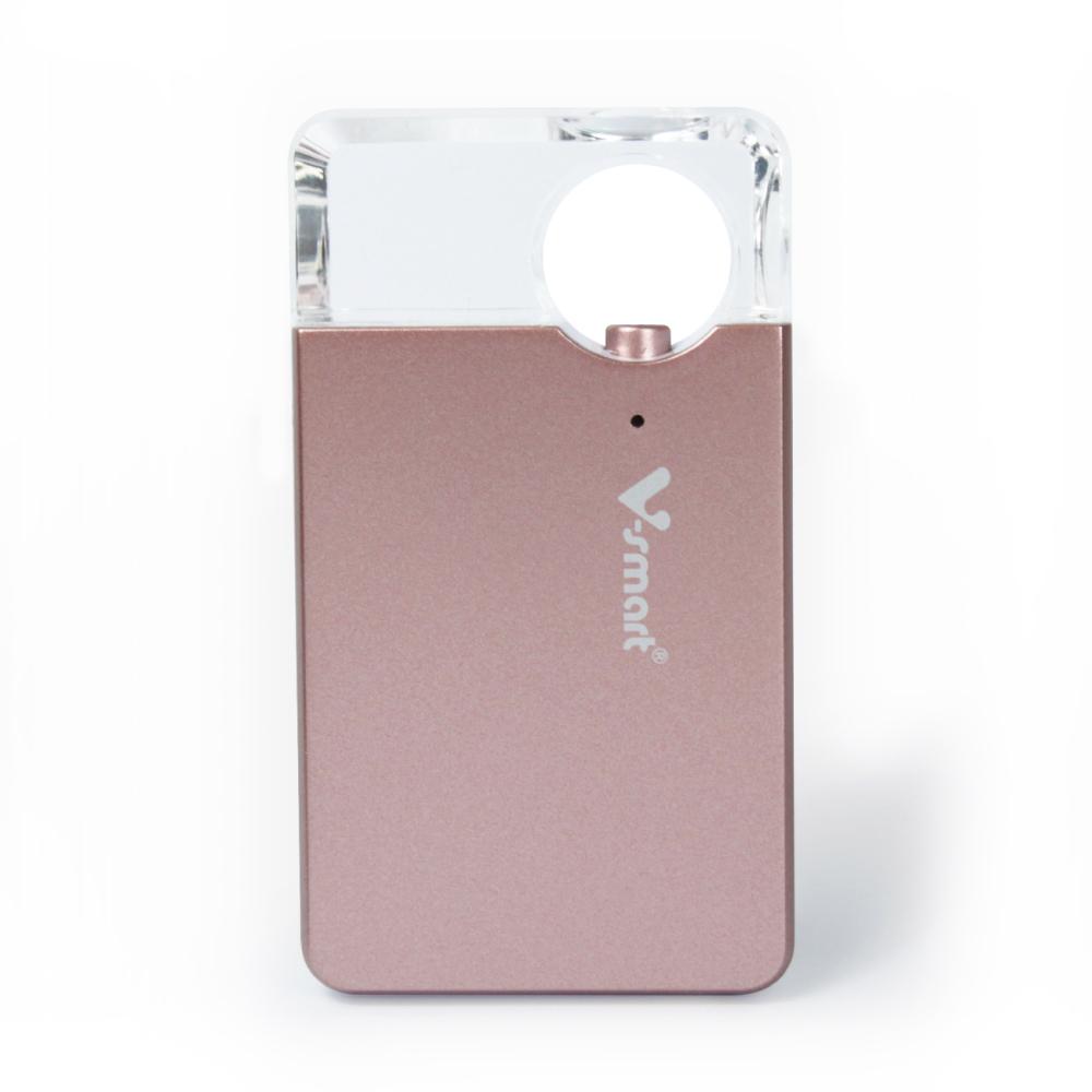 迷你個人雲端 5G WI-FI 無線隨身碟 128GB-玫瑰金