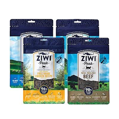 ZiwiPeak巔峰 96%鮮肉貓糧400G*四種口味各一*