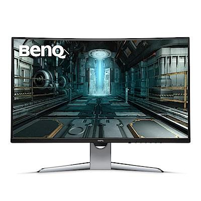 [無卡分期12期] BenQ EX3203R 32型 VA 曲面舒視屏護眼螢幕