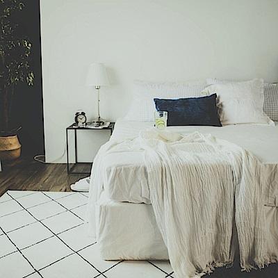 絲薇諾 MIT保潔墊 物理防水透氣保潔墊 床包式- 雙人加大6尺