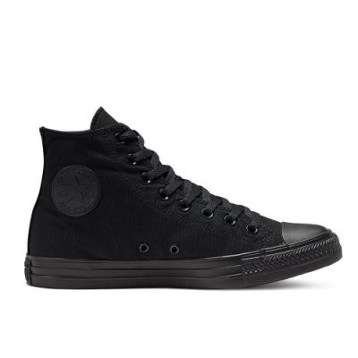 CONVERSE CT All Star HI 中 高筒休閒鞋 全黑 M3310C