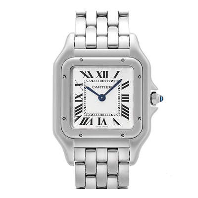 CARTIER卡地亞 WSPN0007美洲豹腕錶27x37mm