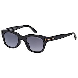 TOMFORD 經典  太陽眼鏡(黑色)TF237