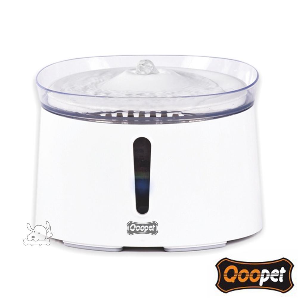 QooPet 寵物智能電動飲水機 2L