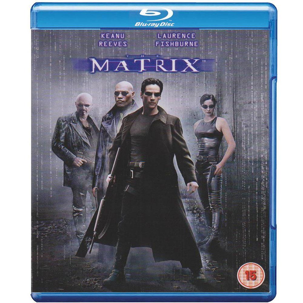 駭客任務 The Matrix  藍光 BD