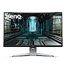 BenQ EX3203R 32型 VA 曲面舒視屏護眼螢幕 電競推薦