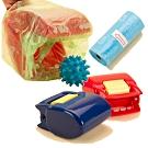 寵愛有家-外出環保型寵物拾便器附垃圾袋組(寵物外出用品)
