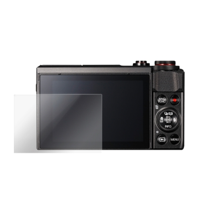 Kamera 9H 鋼化玻璃保護貼 for Canon PowerShot G7 X Mark II / G7Xm2 / 相機保護貼 / 贈送高清保護貼