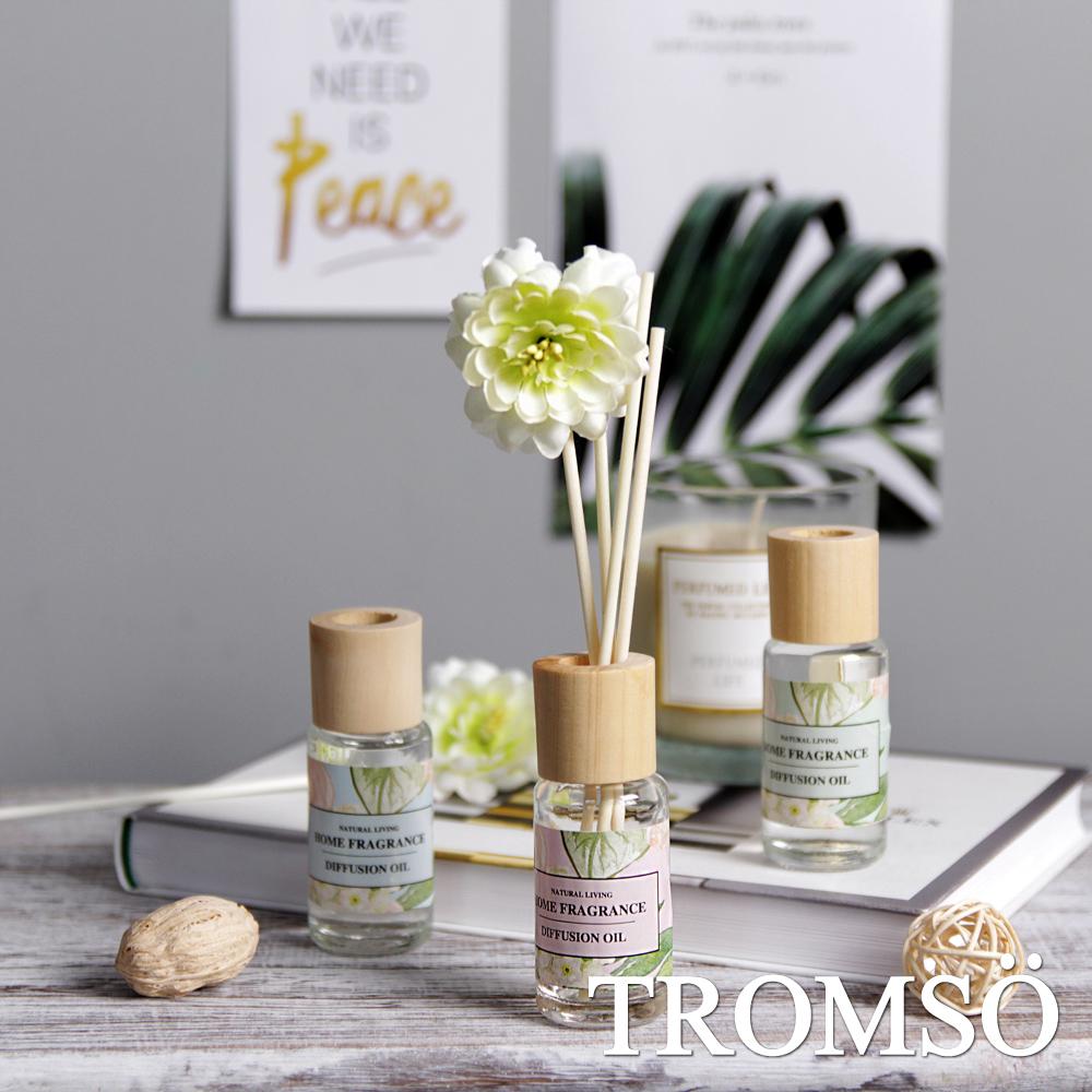TROMSO 巴黎優雅花朵兒70ml竹木精油香氛