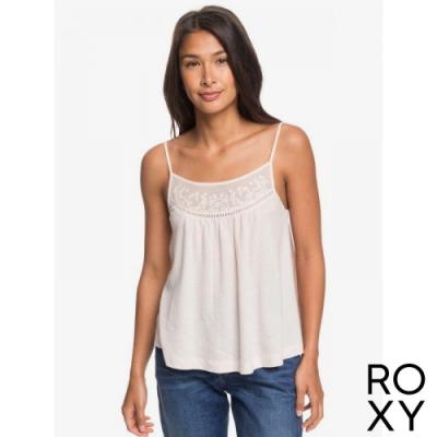 【ROXY】SWEET BLONDIE 上衣 珊瑚紅
