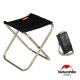 Naturehike L012超輕量便攜式收納鋁合金折疊椅 釣魚椅 黑色 product thumbnail 2