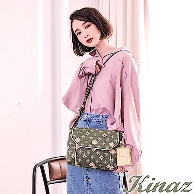 KINAZ 甜香果調斜背包-香水系列