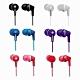 [福利品]繽紛多彩內耳式耳機RP-HJE125散裝 product thumbnail 1