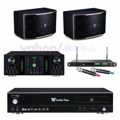 金嗓 CPX-900 R2+FNSD A-250+ACT-589+Pasion 10(伴唱機4TB+卡拉OK套組)