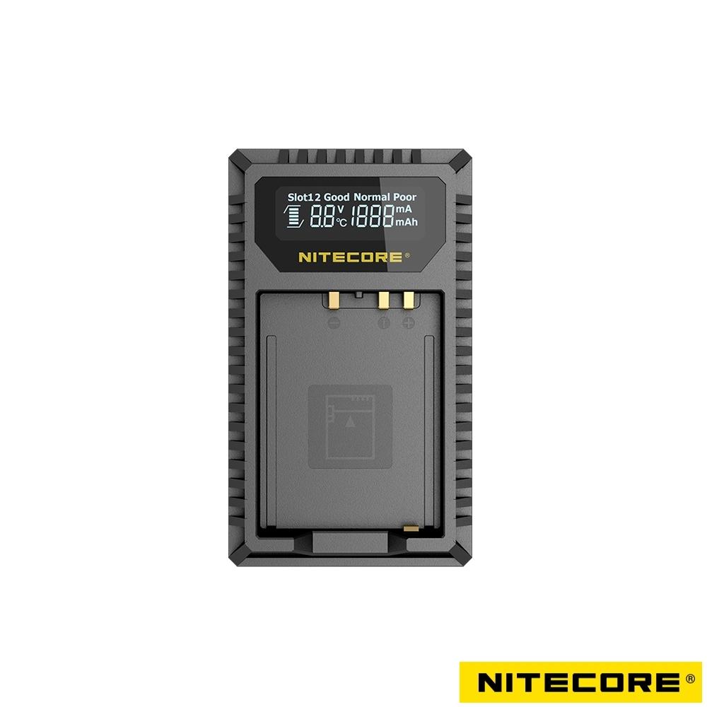 Nitecore FX1 液晶顯示充電器 For Fuji NP-W126/W126S
