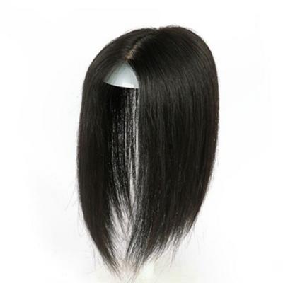 米蘭精品 假髮片真髮絲-直髮30cm隱形補髮片女假髮母親節禮物73us44