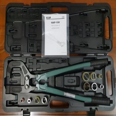 OPT HAP-100日式輕隔間打孔 手動輕隔間支架打孔機 打洞機 喉深10cm 附兩組模具