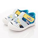 新幹線童鞋 護趾輕量涼鞋款 EI19260水(中小童段)